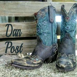 NIB Dan Post cowboy boots size 10M